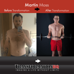 Transformation HQ Before & After 1000 Martin Moss