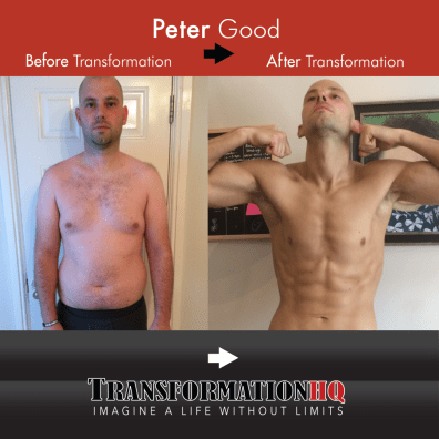 Transformation HQ Before & After 1000 Peter Good