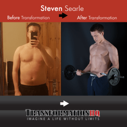 Transformation HQ Before & After 1000 Steven Searle