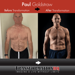 Transformation HQ Before & After 24x24 Paul Goldstraw