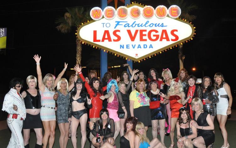 Wildside TG social club gathers in Las Vegas