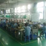 Trafoproduktion