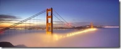 San Francisco le golden gate