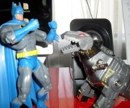grimlock vs batman