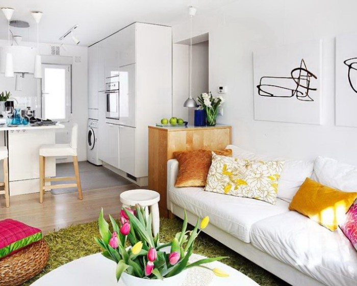 Guia de Decoração de Interiores Apartamentos Pequenos