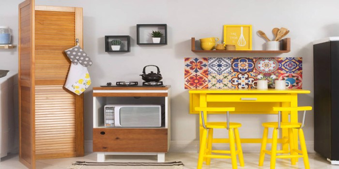 Incríveis Modelos de Adesivos Para Cozinha