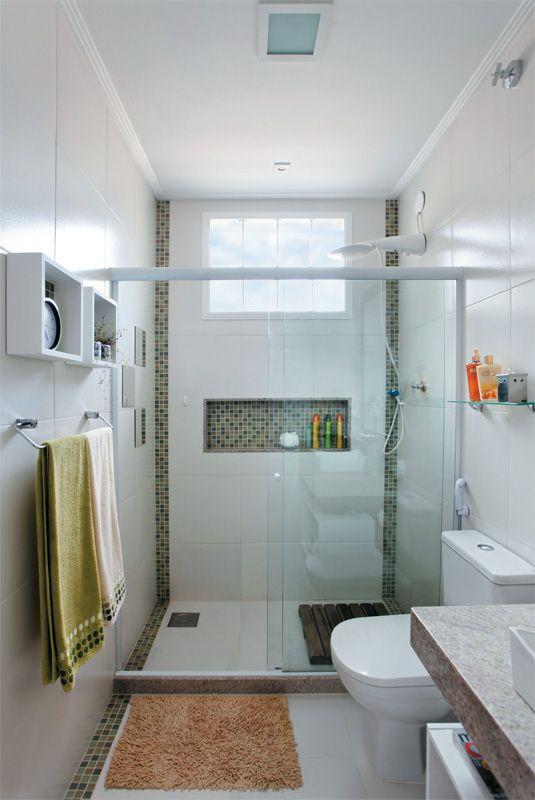 apartamento pequeno banheiro 2