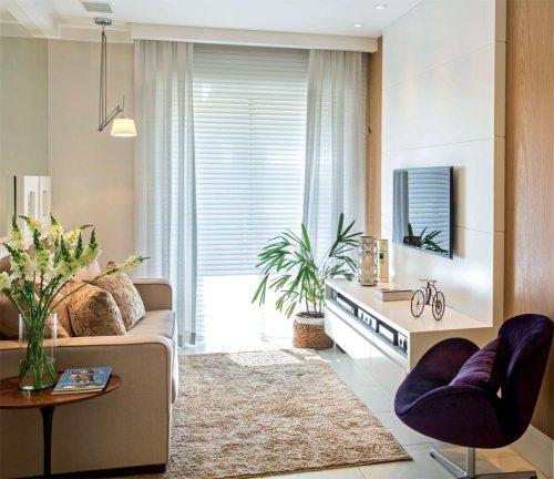 decoração de interiores para apartamentos pequenos 2