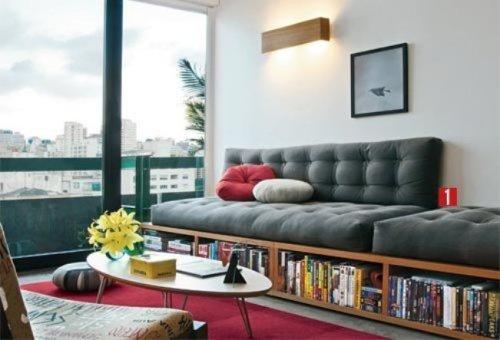 decoração de interiores para apartamentos pequenos 3