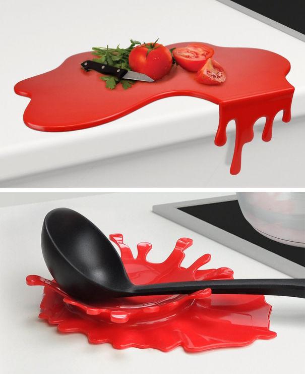 inove nos utensilios Enfeites para Cozinha