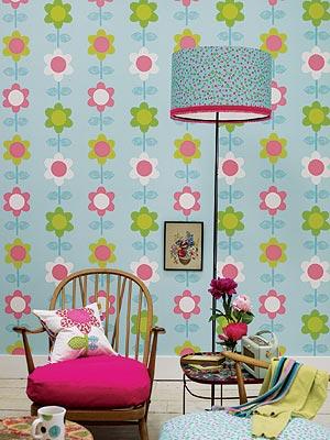 combine o tecido com a sua decoracao Tecidos para Decoração