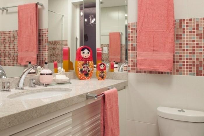 personalize a sua decoracao Banheiro Pequeno Decorado