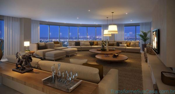 Apartamento de luxo – Como decorar 2 dicas de decoração como decorar como organizar