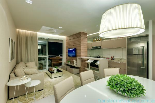 Apartamento grande – Como decorar 3 dicas de decoração como decorar como organizar