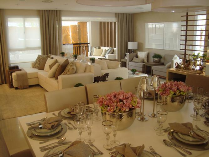 Apartamentos de luxo decorados – Como decorar, dicas (6) dicas de decoração fotos