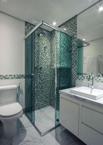 Banheiros pequenos – Dicas de decoração, fotos (6) dicas de decoração fotos