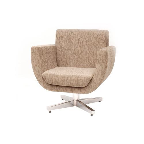 Cadeiras giratórias para sala de estar (4) dicas de decoração fotos