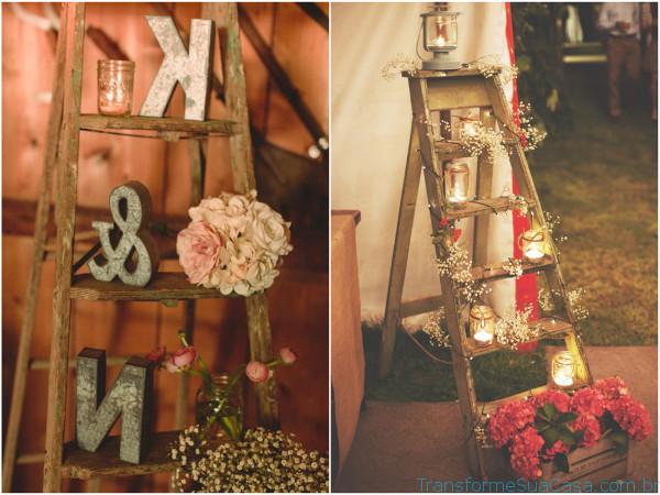Casamento Rústico – Como decorar 3 dicas de decoração como decorar como organizar
