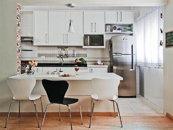 Cozinha planejada para apartamento – Como decorar 6 dicas de decoração como decorar como organizar