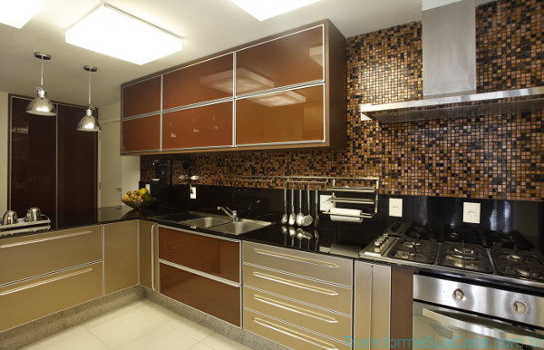 Cozinha planejada para apartamento – Como decorar 7 dicas de decoração como decorar como organizar