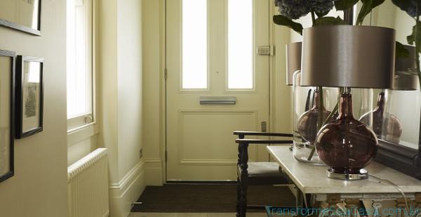 Decoração de hall de entrada – Como fazer 2 dicas de decoração como decorar como organizar