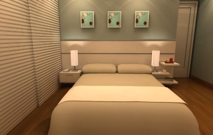 Decoração de quarto simples – Dicas profissionais (7) dicas de decoração fotos