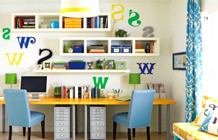 Escritório profissional – Como decorar, dicas, fotos (10) dicas de decoração fotos