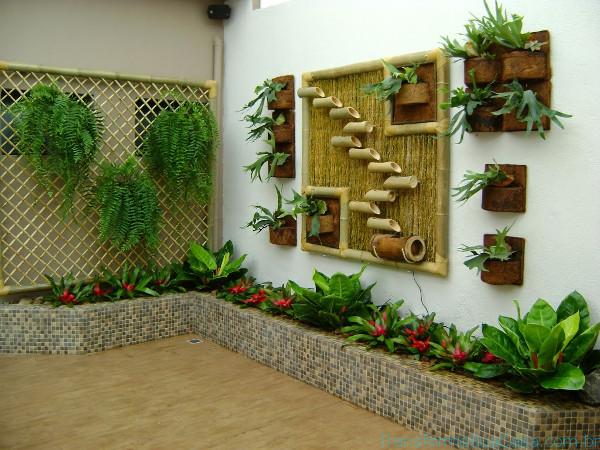 Jardim externo – Como decorar 3 dicas de decoração como decorar como organizar