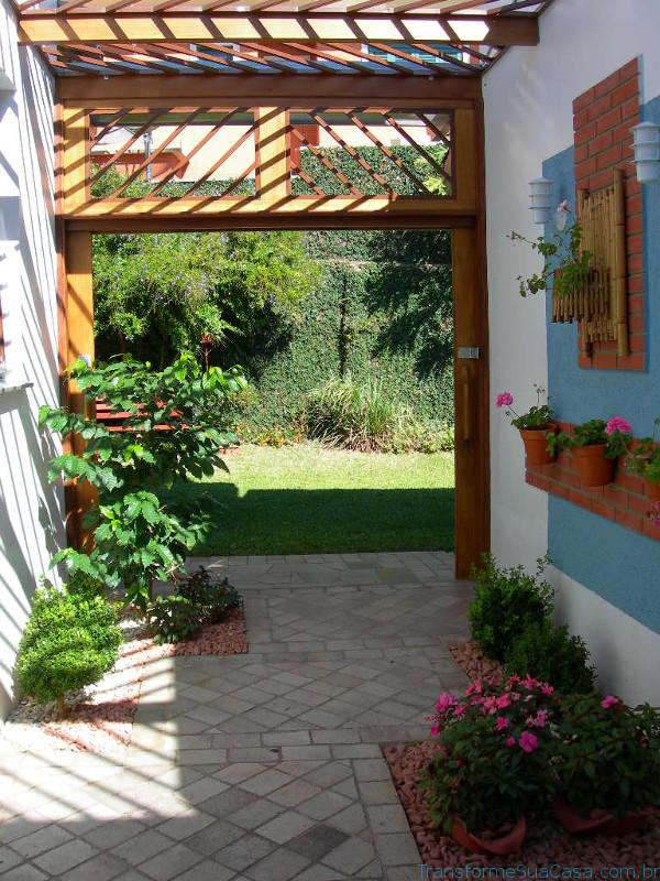 Jardim vertical – Como fazer (5) dicas de decoração como decorar como organizar