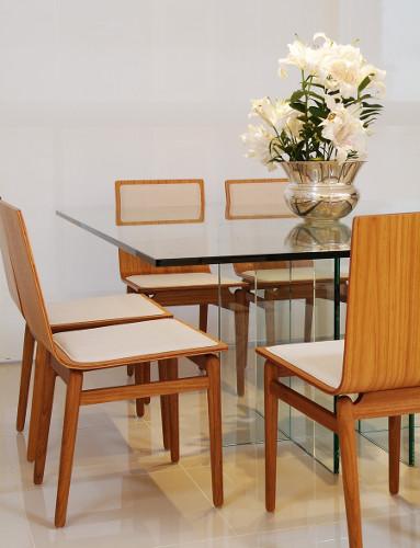 Mesa de jantar de vidro – Como escolher, dicas, fotos (8) dicas de decoração fotos