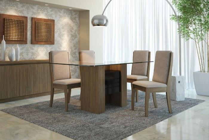 Mesa de jantar de vidro – Como escolher, dicas, fotos (9) dicas de decoração fotos