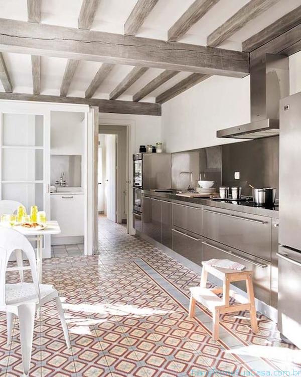 Piso para cozinha – Como escolher 1 dicas de decoração como decorar como organizar