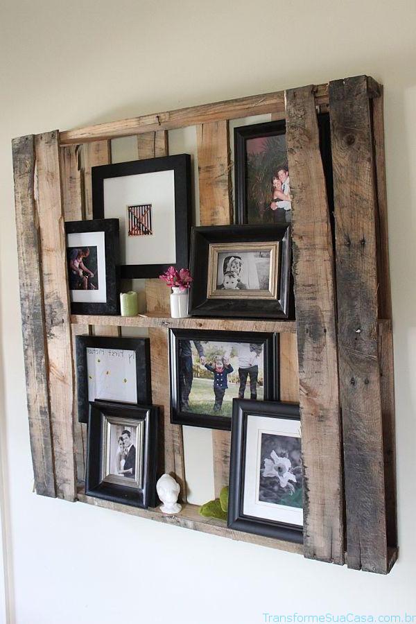 Porta-retratos na decoração – Como usar 10 dicas de decoração como decorar como organizar