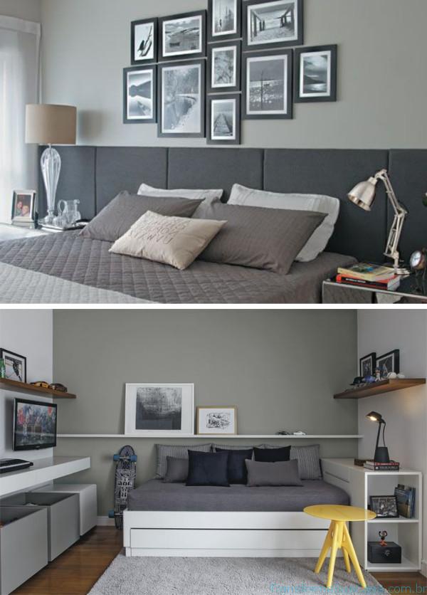 Porta-retratos na decoração – Como usar 8 dicas de decoração como decorar como organizar