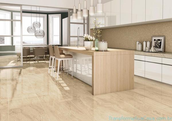 Revestimento para cozinha – Como escolher (10) dicas de decoração como decorar como organizar