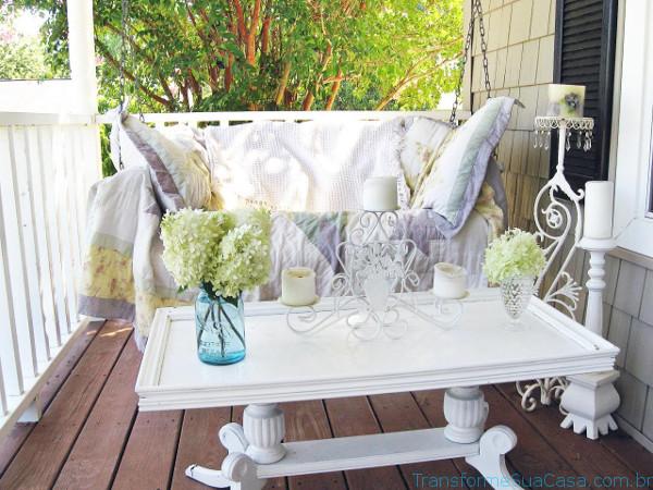 Shabby Chic – Tendência para 2017 13 dicas de decoração como decorar como organizar
