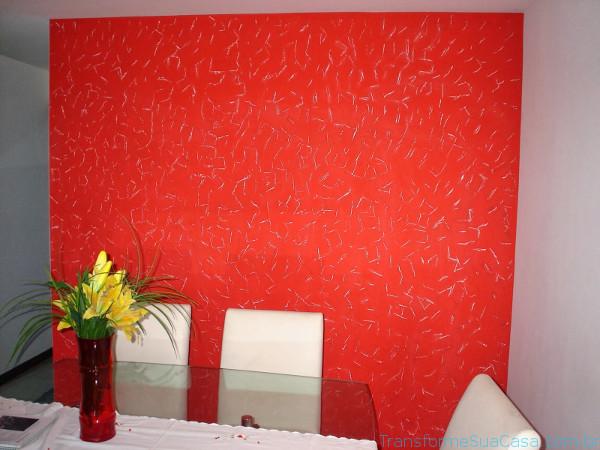 Texturas para paredes – Como usar 2 dicas de decoração como decorar como organizar