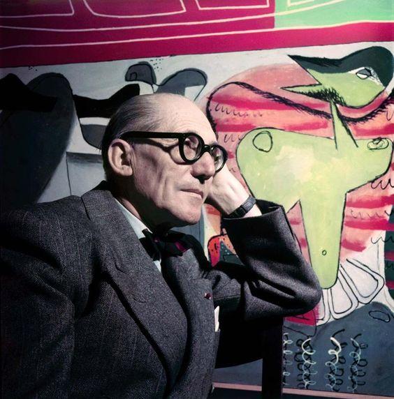 arquiteto Le Corbusier