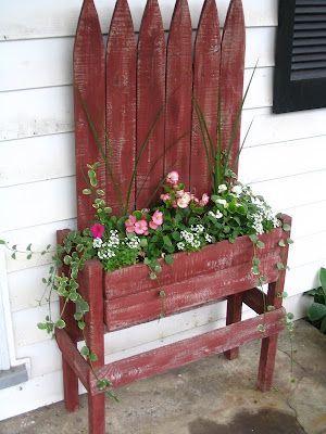 Ideias para montar jardins pequenos use floreiras