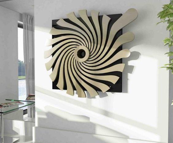esculturas de parede madeira