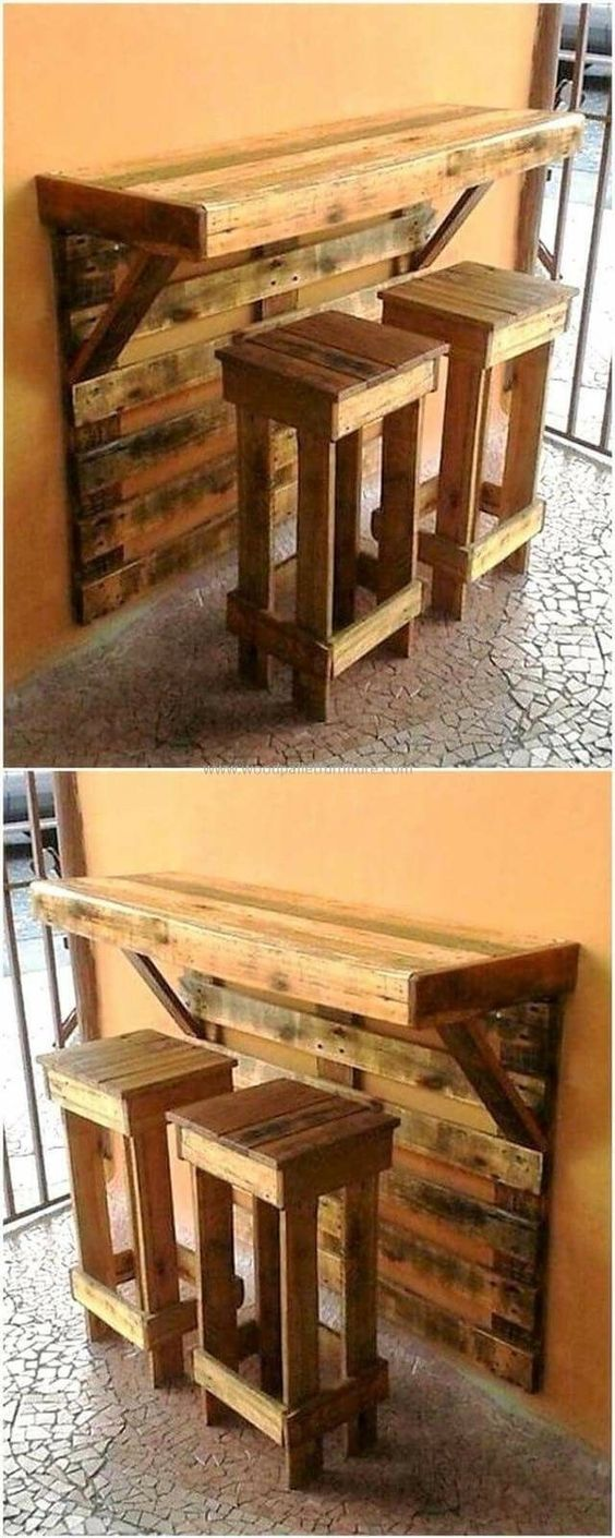 decoracao com pallets