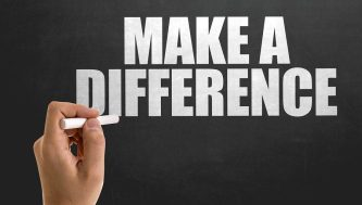 Who Has Made a Difference in Your Career?
