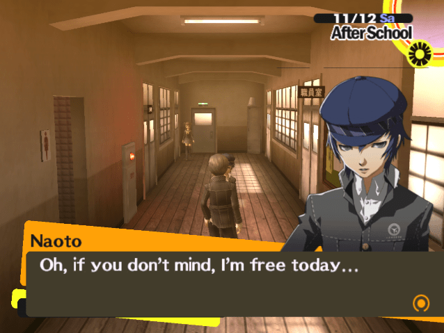 Persona 4 (Review + Gender and Sexuality) (4/4)