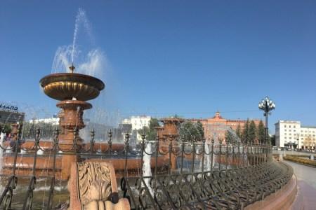lenin-square-khabarovsk-fontana