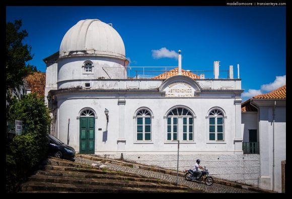 Observatory, Ouro Preto, Brazil.