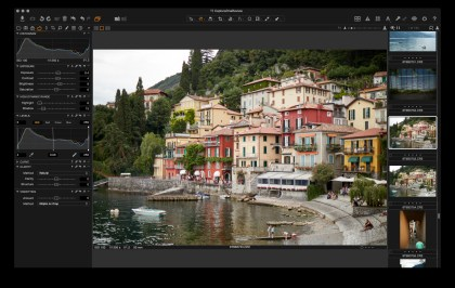Capture One with auto-everything.
