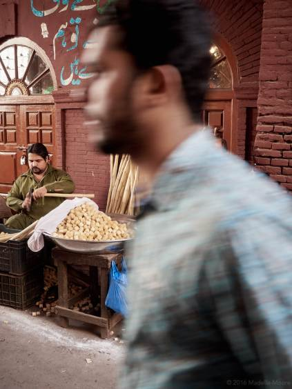 The Streets of Lahore