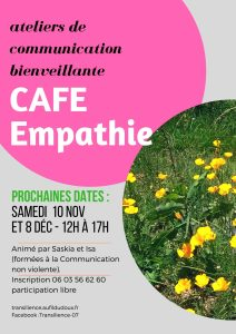 Cafe empathie
