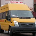 Microbuze și autobuze școlare mai mari
