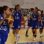 Baschetbalistele de la CS Universitatea Alba Iulia au profitat din plin de avantajul terenului propriu şi au cucerit primul trofeu din istoria clubului,   Liga Europei Centrale